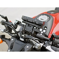 Clip-On Ohjaustanko Adapteri Yamaha MT-07 / FZ-07 2015-2016 - Woodcraft