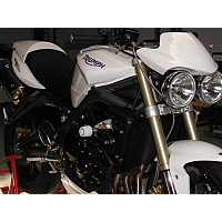 Crash Pads Triumph Street Triple 2007- Bike Design