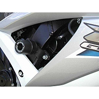 Crash Pads Suzuki GSX-R 600/ 750 2008-2010 Bike Design