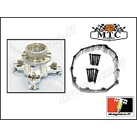 Lock Up Kytkin 2-Stage Suzuki GSX-R 1100 1989-1992 - MTC Engineering