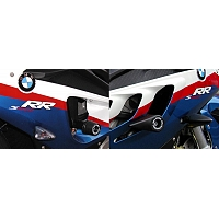 Crash Pads BMW S 1000 RR 2010-2011 - Bike Design