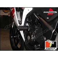 Crash Pads Honda CBR 250 R 2012-2014 - Bike Design