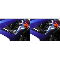 Crash Pads Suzuki GSX-R 1000 2007-2008 Bike Design