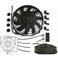 "Radiator Fan, Primary or Secondary 7"" Sportbikes"